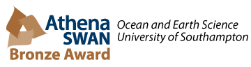 Athena SWAN Bronze Award holder: Ocean and Earth Sciences