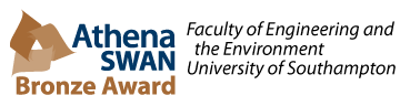 Athena SWAN Bronze Award holder: Faculty of Engineering and the Environment