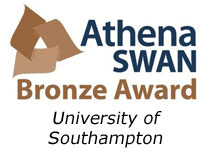 Athena Swan Bronze Award - University of Southampton